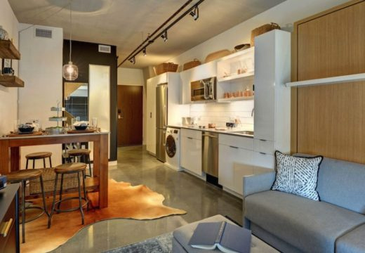 Микро апартаментите са новата мода