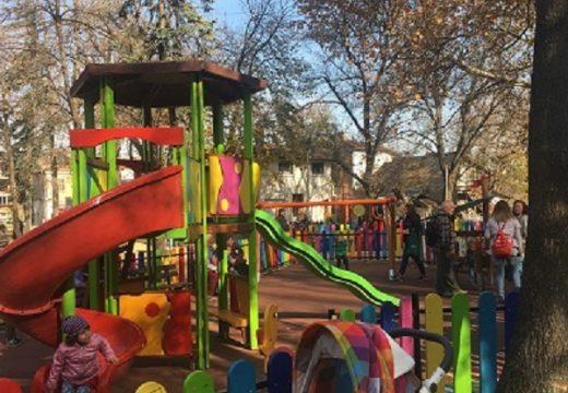 Столична община обеща 5 млн. лева за детски площадки