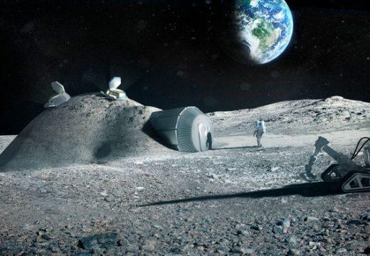 Русия започва строителство на Луната