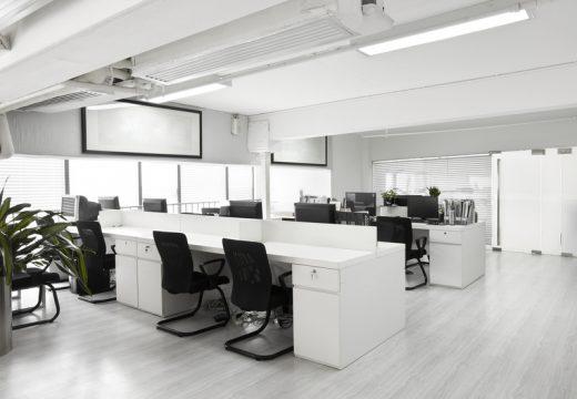 Наемите за офиси спадат, незаетите площи растат