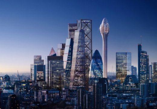 """Новата перла на Лондон – """"Лалето"""""""