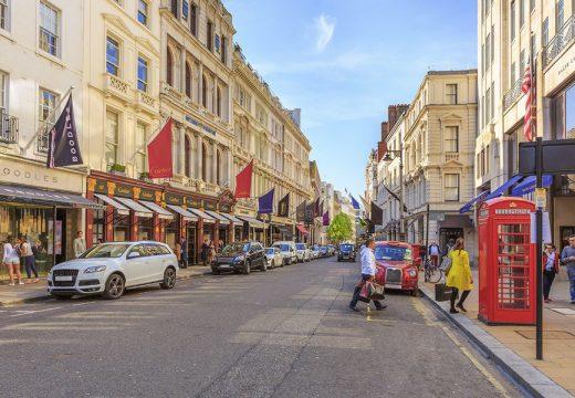 Забраняват строителството на богаташки имения в центъра на Лондон
