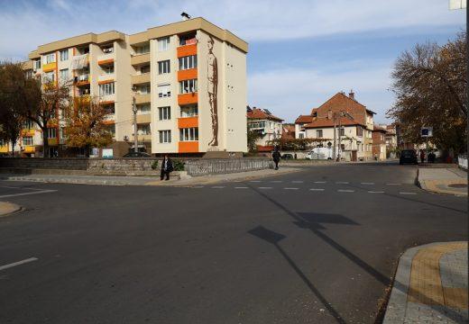 Обновена улична мрежа в град Гоце Делчев