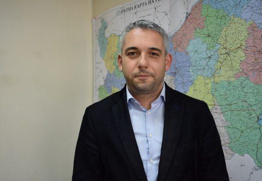 Антон Антонов стана директор на Националното тол управление в АПИ
