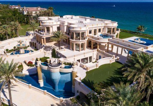 Продават една от най-скъпите къщи в САЩ