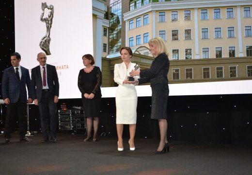 "Образователно-спортен комплекс Лозенец стана ""Сграда на годината"""