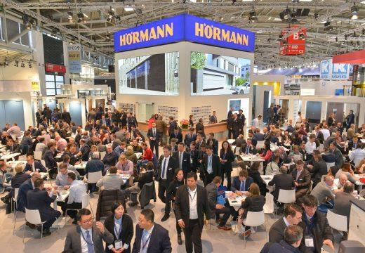 Hörmann представя нови продукти на изложението BAU 2019