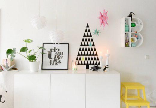Идеи за минималистична коледна украса