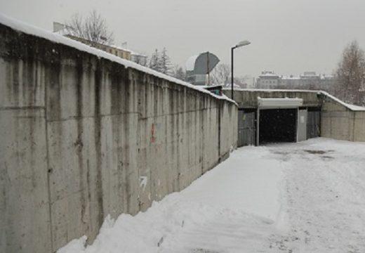 Паркинг със 193 места за центъра на София