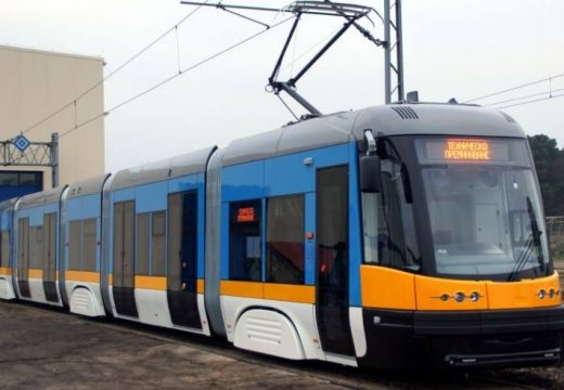 В София тръгват 13 нови трамвая
