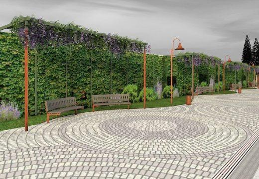 Нова визия за една от централните улици на Бургас