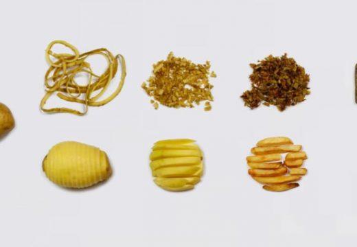 Нов строителен материал от обелки на картофи