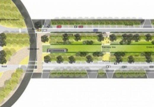 Оформят линеен градски парк в София