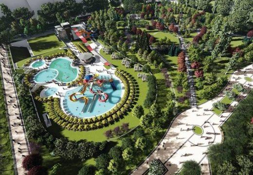 """Започва строителството на аквапарк във """"Възраждане"""""""