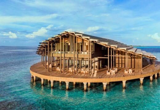 Плаващ курорт е изцяло на слънчева енергия