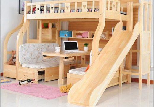 40 прекрасни идеи за малки детски стаи