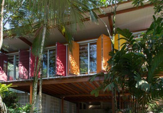Игрива поликарбонатена къща в Рио