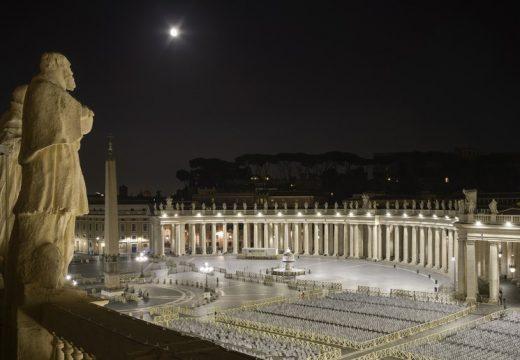 Ватиканът получи нов облик с LED осветление