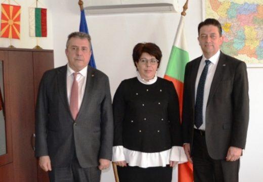 България и  Северна Македония вече са  с  единна нивелачна мрежа