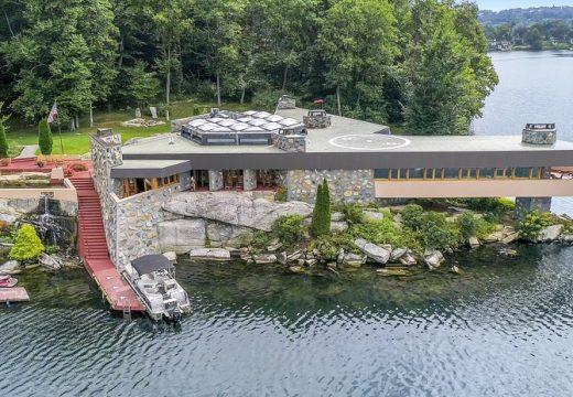 Къща проектирана от Франк Лойд Райт се продава за 12 млн. долара
