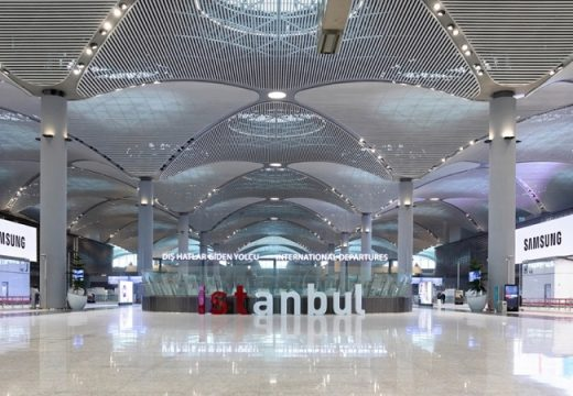 Мегалетището в Истанбул ще е пуснато в пълна експлоатация до 7 април
