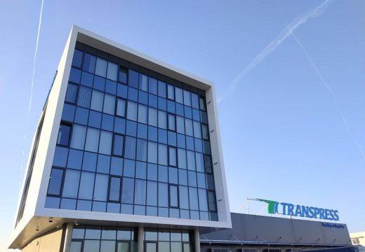Водещата логистична компания получи модерна зелена сграда