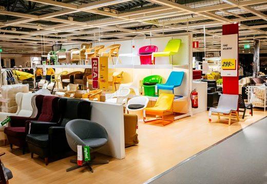 ИКЕА започва да дава мебели под наем