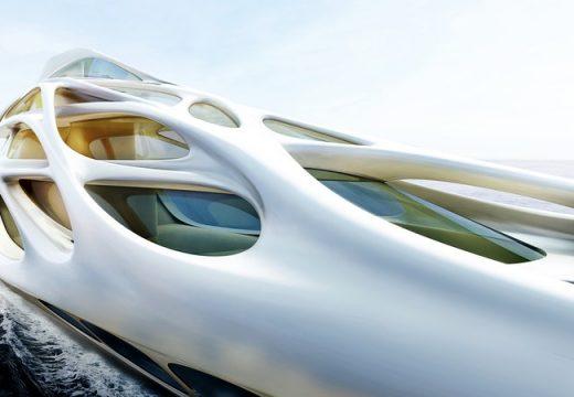 Супер-яхтите на Заха Хадид