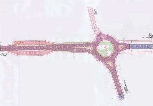 Започва строителство на кръгово кръстовище на Подбалканския път