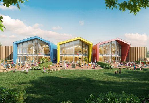 Oбявиха победителите в конкурс за проектиране на детска градина