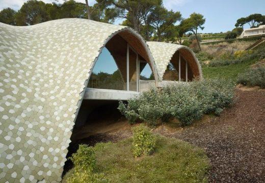 Керамичен дом съчетава традиция с цифрови технологии