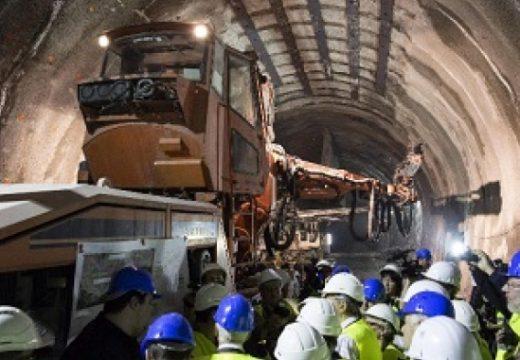Политическо напрежение в Италия заради строителство на тунел