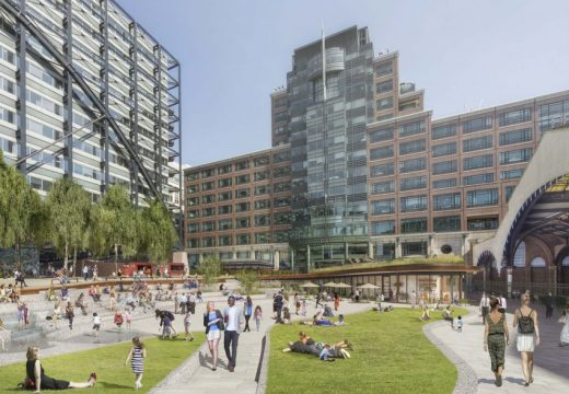 Откриват нов парк в централен Лондон