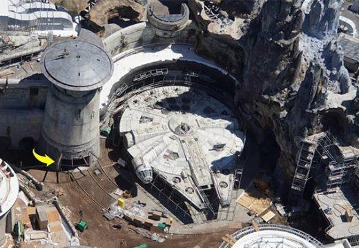 """Увеселителният парк на """"Междузвездни войни"""" е почти готов (СНИМКИ)"""