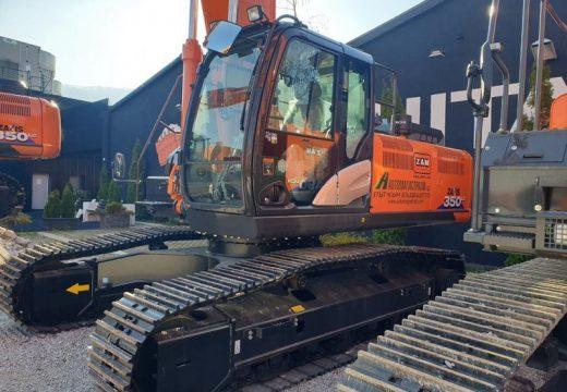 """""""Автомагистрали""""ЕАД купува нови камиони и строителна техника"""