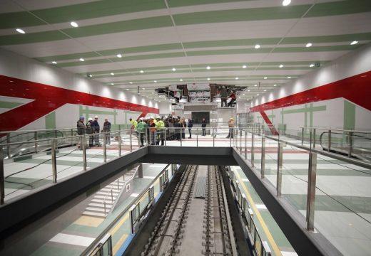 Фандъкова: Започнахме изпитания на метровлаковете по третата линия