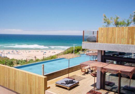 Еко хотел на слънчеви панели в Португалия