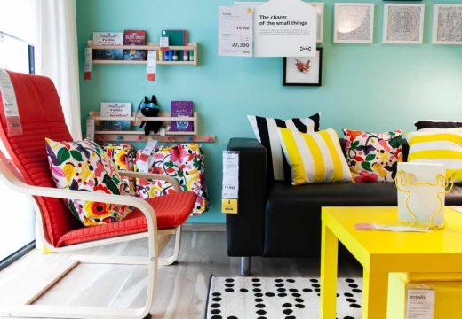 ИКЕА пуска тестово мебели под наем в 30 държави