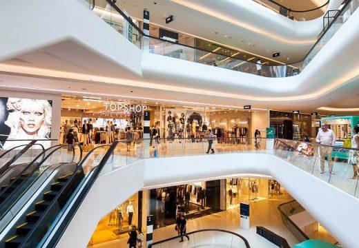 Новооткритите търговски центрове в Европа достигнаха най-ниското си ниво