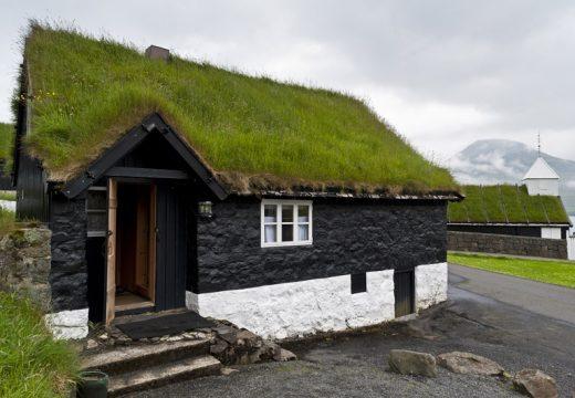 Зеленият покрив подобрява качеството на въздуха в жилището