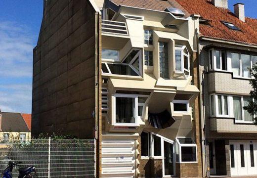 40 от най-грозните къщи в Белгия (снимки)