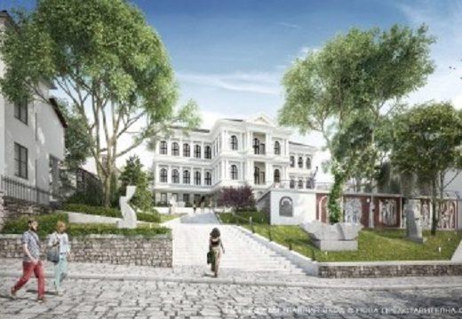 Започна ремонтът на Градската художествена галерия в Пловдив