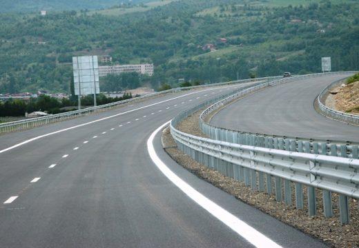 Пускат движението по още 6,5 км от АМ Струма