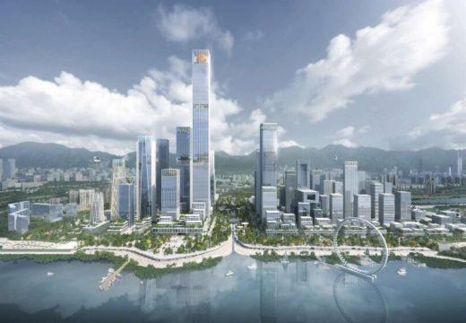 Датски архитекти проектират китайската Силициева долина