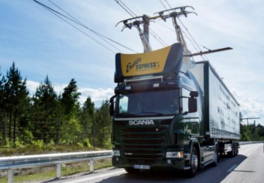 Германия пусна първата си електрическа магистрала