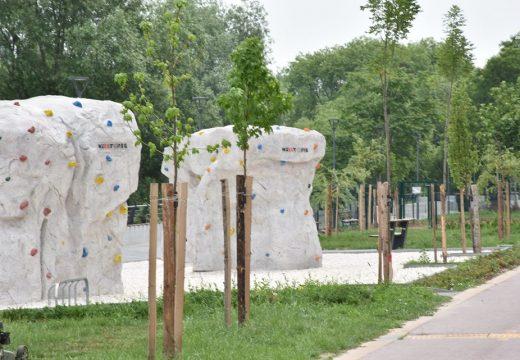 Нова зона за отдих край река Марица в Пловдив