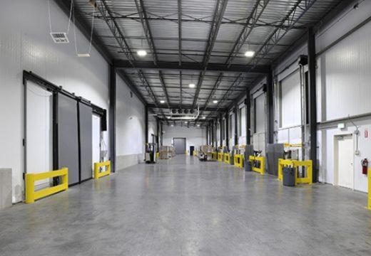 Ръст на строителството на складови помещения в София