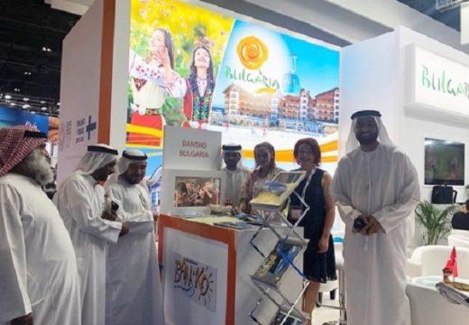 Шейхове разпитват за Банско на изложение в Дубай