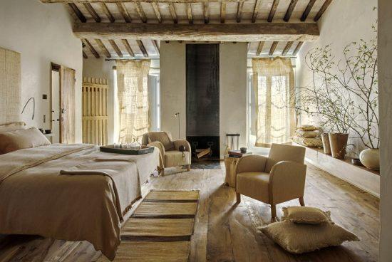 Средновековни къщи в Тоскана се превърнати в приказен хотел
