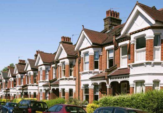 Жилищата в Лондон са най-евтини от десетилетие